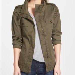 4 pocket military shirt/jacket
